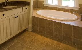 Tile Floor In Bathroom Bathroom Tile Flooring Installer In Frederick County Maryland