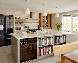 houzz kitchens with islands amazing kitchen island wine fridge ideas houzz regarding kitchen
