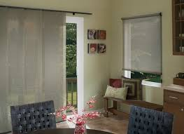 Insulated Patio Doors Kitchen Stylish Sliding Panels For Patio Doors Window Treatments