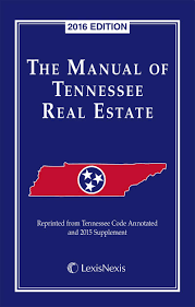 the manual of tennessee real estate lexisnexis store