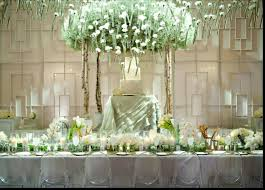stunning vintage garden wedding theme with wedding decorations for