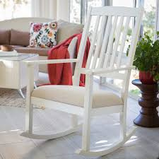White Rocking Chair For Nursery by Furniture Oak Wood Rocking Chair For Nursery On Flokati Rugs And