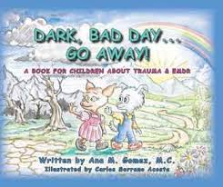 bad day go away a book for children about and emdr