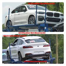 2017 bmw x3 vs 2018 new 2018 bmw x4 fully unveiled