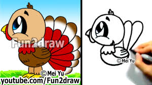 coloring page fabulous how to draw turkeys turkeycircle5