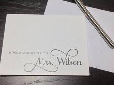 thank you card new designer of custom thank you card wedding