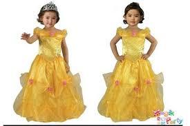 Halloween Costumes Belle Beauty Beast Kid Princess Belle Costume Beauty Beast Costume Kid Belle