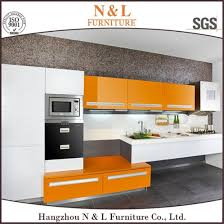 wooden kitchen furniture china quality high gloss lacquer wooden kitchen cabinet