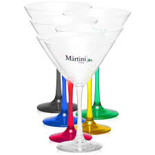 personalized 10 oz connoisseur martini glasses 79320 discountmugs