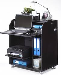 bureau informatique noir bureau informatique noir à rideau must lestendances fr