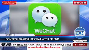 wechat speed hack apk we chat hack find and chat with any wechat users irrespective of