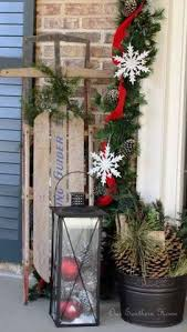 Christmas Decorations For Outdoor Urns by Birch Branches And Winterberry For An Outdoor Winter Holiday