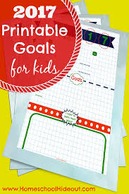 Goal Worksheets For Adults Goal Setting Printables For Your Kids
