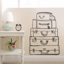 Travel Decor Take A Trip With Our Wall Decals Wallums Com Wall Decor