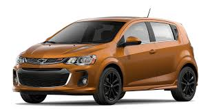 orange cars 2018 sonic compact car sedan u0026 hatchback chevrolet