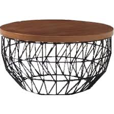 Wire Coffee Table Coffee Table 60cm Top