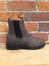 blundstone womens boots canada blundstone s series 1351 rustic brown the shoe myth