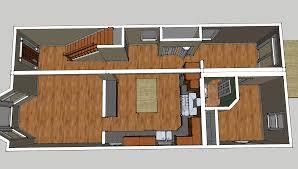 Plumbing Floor Plan Floor Planning Two Flat Remade