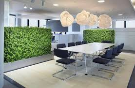 Ideas For Office Space Living Wall Ideas For Office