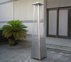 Patio Heater Glass Tube by Glass Tube Flame Patio Heater Glass Tube Flame Patio Heater