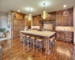 Awesome Rustic Cherry Kitchen Cabinets  Best Ideas About Rustic - Rustic cherry kitchen cabinets