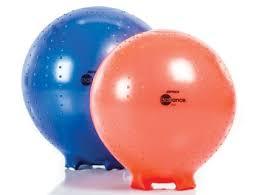 ballance stability ball chair gopher sport