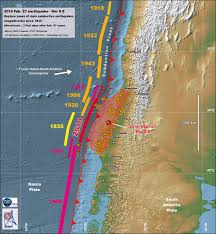 Usgs Real Time Earthquake Map Iris Special Event Illapel Chile