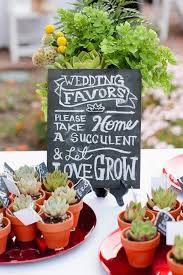 succulent wedding favors succulent wedding favors
