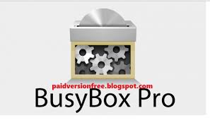 busybox pro apk busybox pro apk 31 for free 2016 paid version free