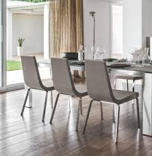 chrome dining room chairs dining room plan bench danish design with modern spaces
