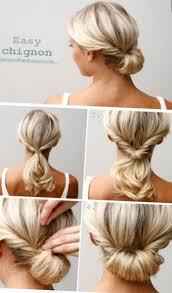 Hochsteckfrisurenen Mittellange Haare Zum Selber Machen by Hochsteckfrisuren Selbst Machen Unsere Top 10