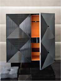 luxury cocktail cabinet by armani casa