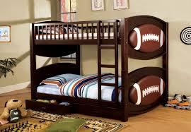 Bunk Bed Furniture Store Foa Furniture Of America Football Bunk Bed Dallas Tx