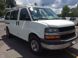 2009 chevrolet express cargo van 2500 city nc palace auto sales