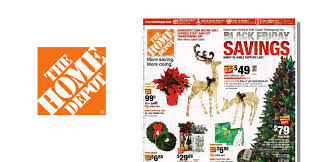 black friday home depot ad home depot black friday 2016 ad posted blackfriday fm