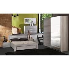cdiscount chambre complete adulte chambre adulte complète virginia ii 160 x 200 cm achat vente