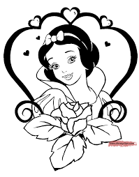 disney u0027s snow white printable coloring pages disney coloring book