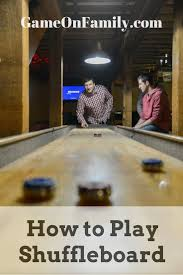 best 25 table shuffleboard rules ideas on pinterest used