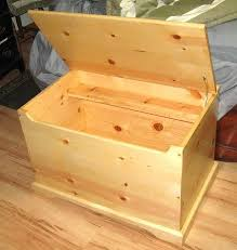 pine toy box plans plans diy free download square wishing well