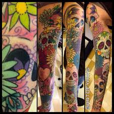 get the best sleeve tattoos in denver at mantra tattoo best