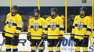 bentley university athletics logo men u0027s ice hockey hosts bentley in non conference clash merrimack