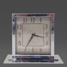 Herman Miller Clock Gilbert Rohde Gilbert Rohde Art Deco Clock