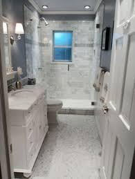 Best  Long Narrow Bathroom Ideas On Pinterest Narrow Bathroom - Bathroom design small