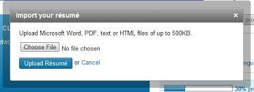 Linkedin Resume Pdf Upload Resume Linkedin Uxhandy Com