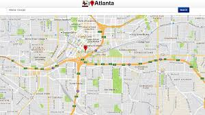 Atlanta Maps by Atlanta Maps My Blog
