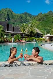 intercontinental moorea resort and spa hotel overview