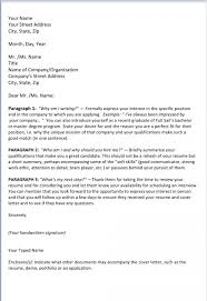 what should i put in my resume cover letter letter idea 2018