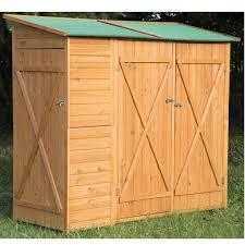casette ricovero attrezzi da giardino outsunny rimessa per attrezzi deposito per attrezzi ripostiglio