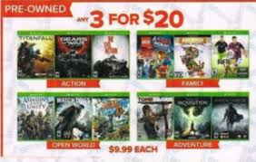 gamestop black friday deals best video game deals for the 2016 black friday sales the