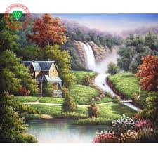 popular natural waterfalls pictures buy cheap natural waterfalls